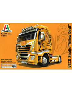 Iveco stralis  yellow Devil