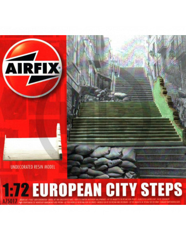 European City Steps 1:72