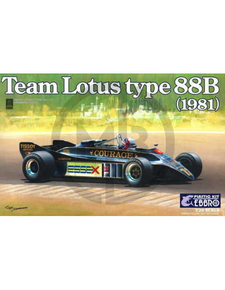 Team Lotus 88B F1