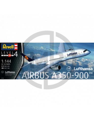 Airbus A350-900 Lufthansa Scala 1/144