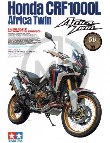 Honda CRF1000L Africa twuin