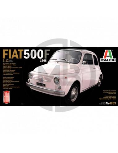 FIAT 500F 1968