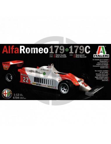 Alfa Romeo 179/179C