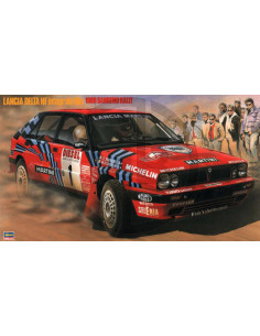 Lancia Delta HF integrale 16V Rally Sanremo 1989