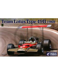 Lotus Type 49B F1 1968