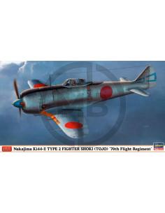 Nakajima Ki-44-II Type 2 fighter Shoki Tojo