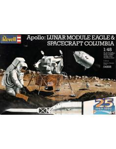 Apollo Eagle e Columbia