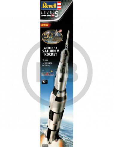 Apollo 11 Saturn V Rocket 1/96