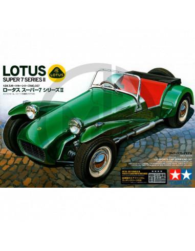 Lotus super 7 Serie II