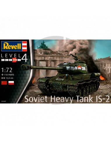 Soviet IS-2 Soviet Heavy Tank