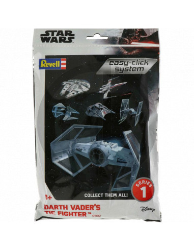 Darth Vader\'s Tie Fighter 1/121
