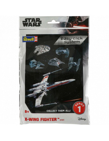 X-Wing Fighter 1/112