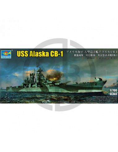 Large cruiser USS Alaska CB-1