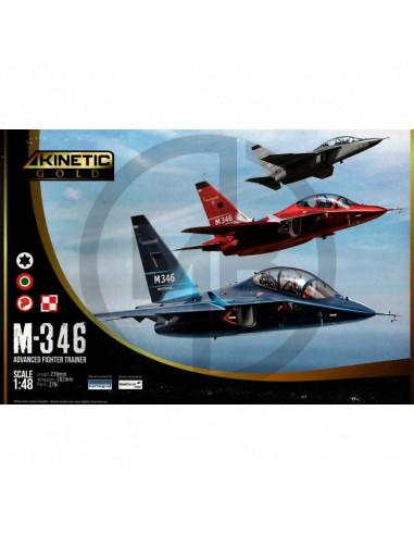 Aermacchi M-346 Advanced Fighter Trainer