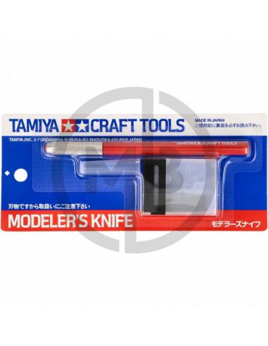 Modeler\'s Knife (Red)