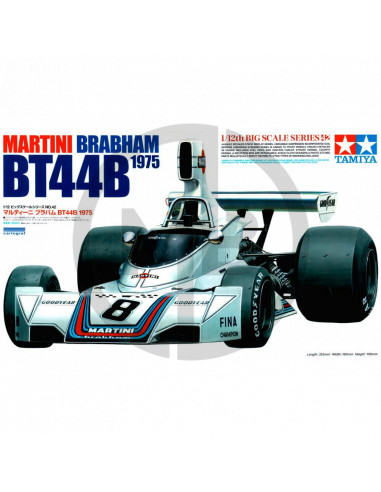 Brabham BT44B F1
