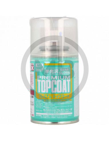 Mr. Premium Top Coat Semi-Gloss