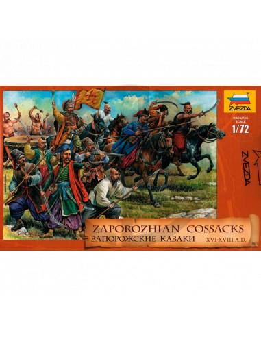 Zaporozhian Cossacks XVI-XVIII A.D.