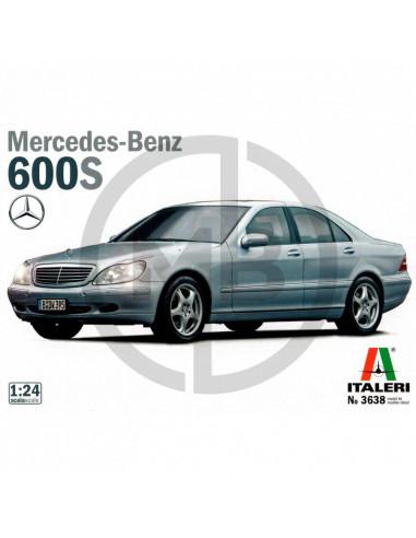 Mercedes-Benz 600S