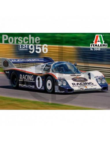 Porsche 956 24 Hours Le Mans 1983