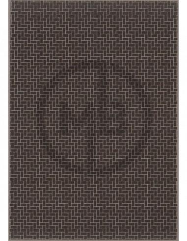 Diorama Material Sheet gray-colored brickwork A
